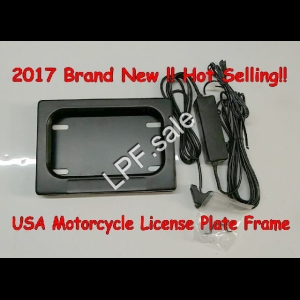 USA Motorcycle Shutter
